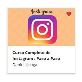 Curso Completo de Instagram
