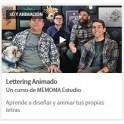 Lettering Animado