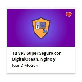 Tu VPS Super Seguro con DigitalOcean, Nginx y Letsencrypt