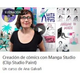 Creación de Comics con Manga Studio