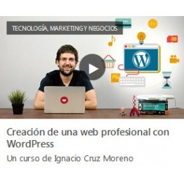 Creación de una Web Profesional con wordpress