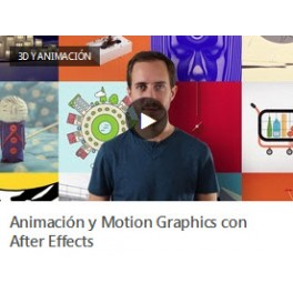 Animación y Motion Graphics con After Effects