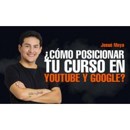 Cómo Posicionar tu Curso en Youtube y Google