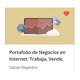 Portafolio de Negocios en Internet
