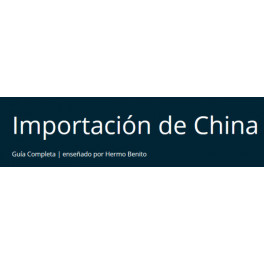 Importación de China