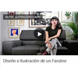 Diseño e Ilustración de un Fanzine