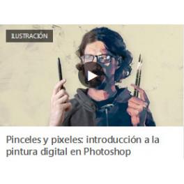 Pinceles y Píxeles. Introducción a la Pintura Digital