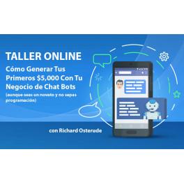 Cómo Generar Tus Primeros 5000 con Chatbots