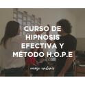 Curso de Hipnosis Efectiva y Método HOPE