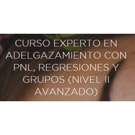 Curso Experto en Adelgazamiento con PNL, Regresiones y Grupos