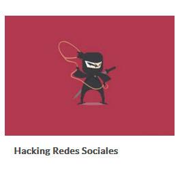 Hacking Redes Sociales