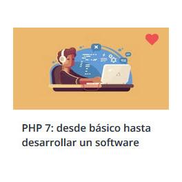 PHP 7. Desde básico hasta desarrollar un software de venta