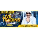 Live Trading Camp con Oliver Velez