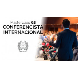 Masterclass GS Conferencista Internacional