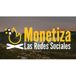 Monetiza las Redes Sociales