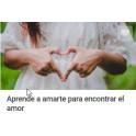 Aprende a amarte para encontrar el amor