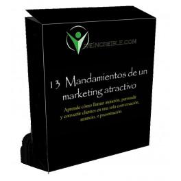 13 Mandamientos de un Marketing Atractivo