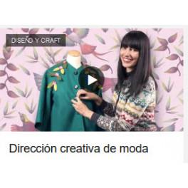 Dirección creativa de moda
