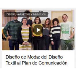 Diseño de Moda: del Diseño Textil al Plan de Comunicación
