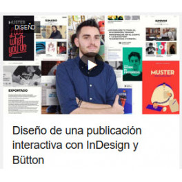 Diseño de una publicación interactiva con InDesign y Bütton