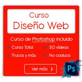 Curso Diseño Web