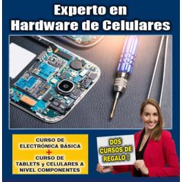 Paquete de Cursos - Experto en Hardware de Celulares