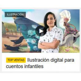Ilustración Digital Para Cuentos Infantiles