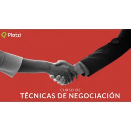 Curso de Técnicas de Negociación