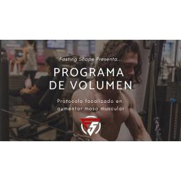 Programa de Volúmen