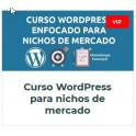 Curso Wordpress Para Nichos de Mercado