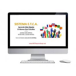 Curso Técnicas de Estudio de Idiomas ETCA