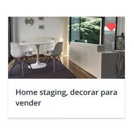 Home staging, decorar para vender