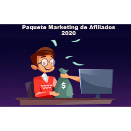 Paquete Marketing de Afiliados 2020