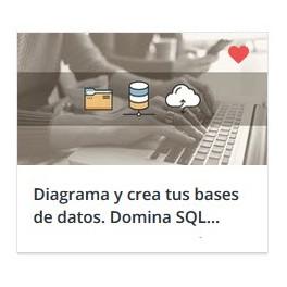 Diagrama y crea tus bases de datos. Domina SQL FACILMENTE!