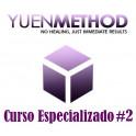 Método Yuen Curso Especializado 2 - Eliminar Peso y Rejuvenecer al instante