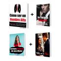 Cómo ser un hombre alfa - Pack 4 libros