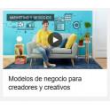 Modelos de negocio para creadores y creativos
