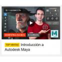 Introducción a Autodesk Maya (6 cursos)