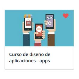 Curso de diseño de aplicaciones - apps - para iOS y Android