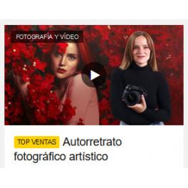 Autoretrato fotográfico artístico