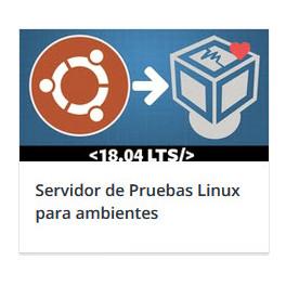 Servidor de Pruebas Linux para ambientes de Desarrollo Web