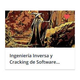 Ingeniería Inversa y Cracking de Software [Preventivo]