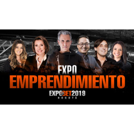 Expo Emprendimiento ExpoBet 2019