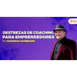 Destrezas de Coaching Para Emprendedores