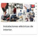 Instalaciones eléctrica de interior