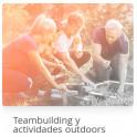 Teambuilding y actividades outdoors