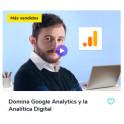 Domina Google Analytics y la Analítica Digital