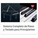 Sistema Completo de Piano y Teclado para Principiantes