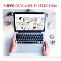 Super Pack Los 31 Recursos