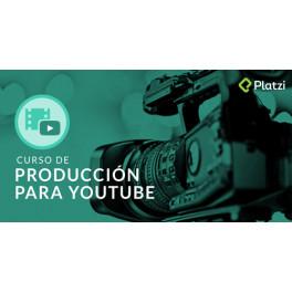 Curso de Producción para Youtube